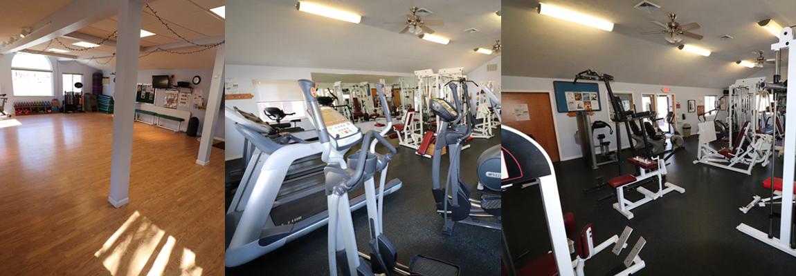 Masthope Fitness Center!